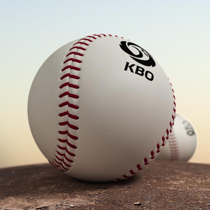 baseball kbo bfa fbx