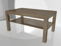 3d lack coffee table ikea