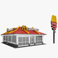 restaurant mcdonalds mc max