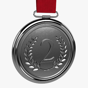 3ds silver medal