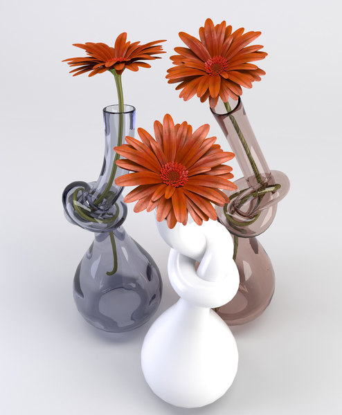 vase 3d max