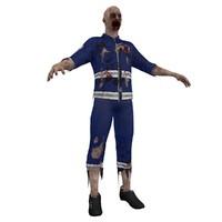 Zombie paramedic 2