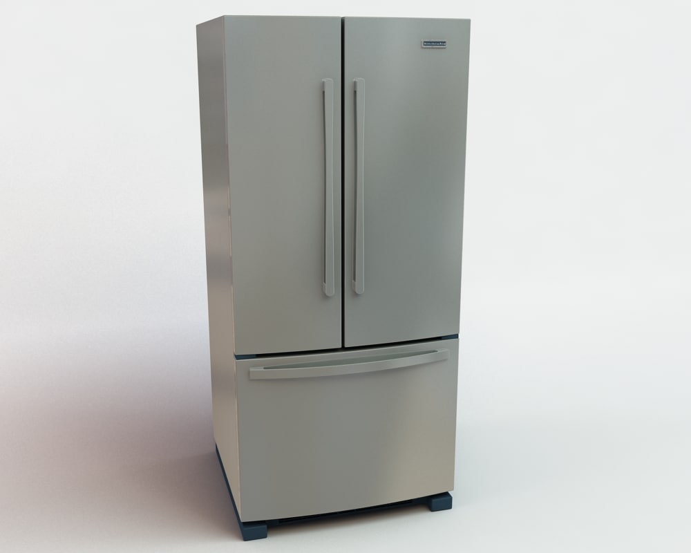 kitchen appliance 005 3d model