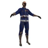Zombie Paramedic 3