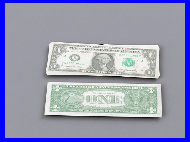 3d currency