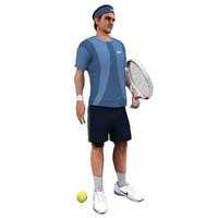 Roger Federer Rigged