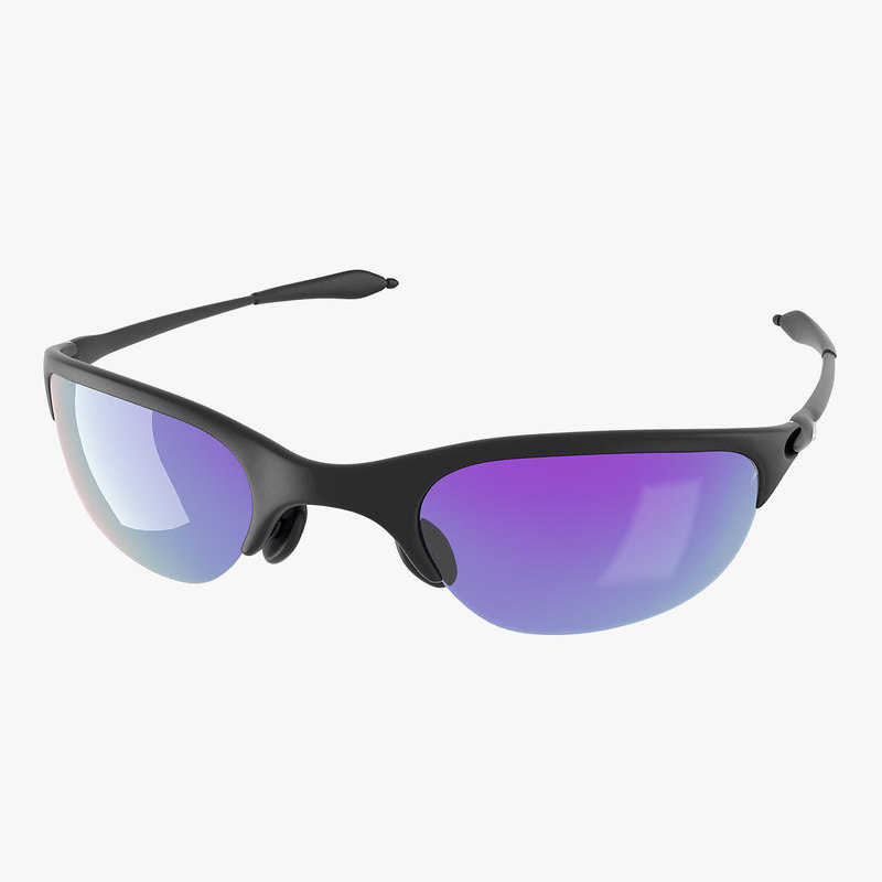 c4d realistic cool sunglasses