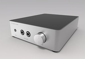 a20 headphone amplifier 3d max