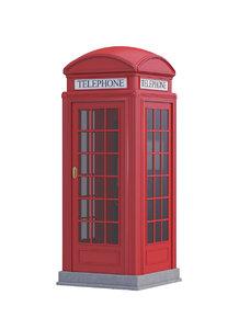 telephone phone 3d max