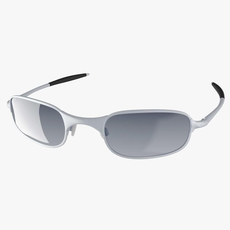 realistic sleek sunglasses 3ds