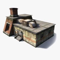 Foundry Small Exterior