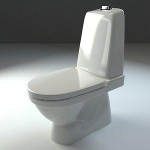 wc vray 3d model