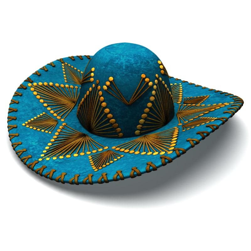 sombrero hat ma