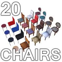 blend chair set -