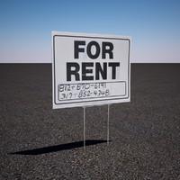 max rent sign
