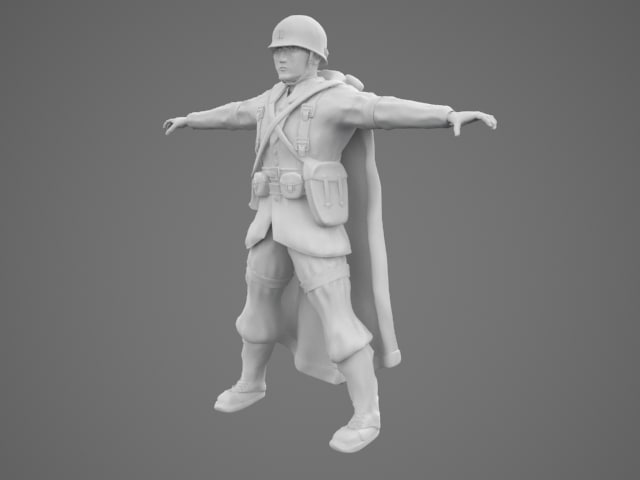soldier max