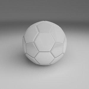 maya football foot ball