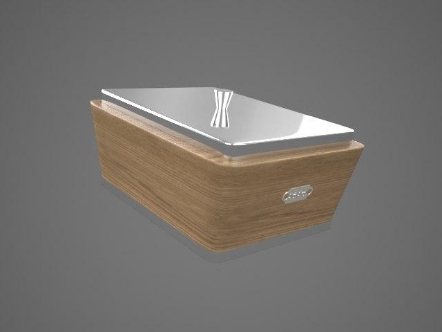 3d model trip trap butterbox