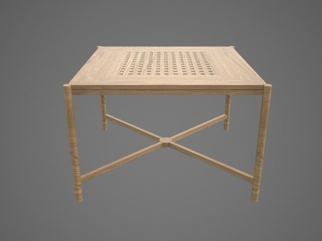 3d trip trap table