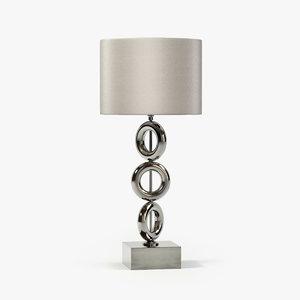3ds max porta bagel lamp