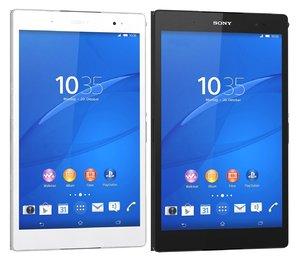 3d model sony xperia z3 tablet