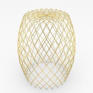 max mesh stool 1