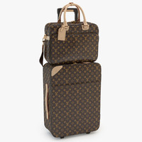 Louis Vuitton Pegase and Icare Monogram