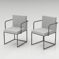 3ds max calligaris armchair