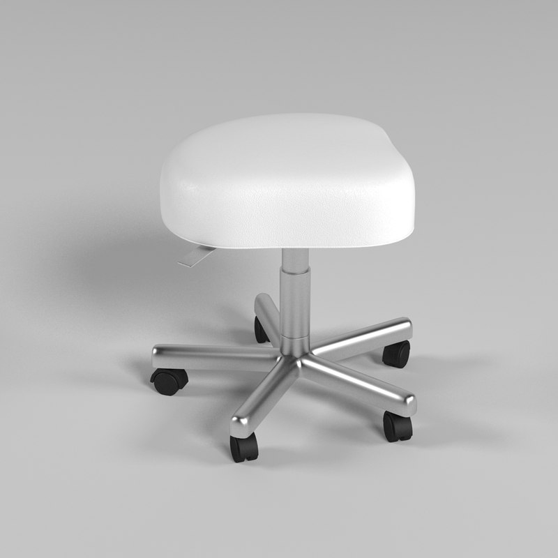 stool realistic