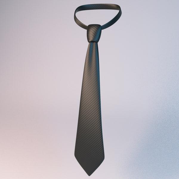 3d model tie rig