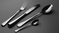 Cutlery Set Spoon Fork Knife