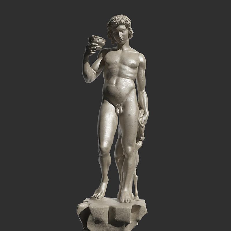 statue michelangelo max