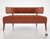 brabbu zulu sofa 3d model