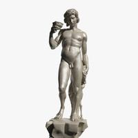 Bachus Michelangelo