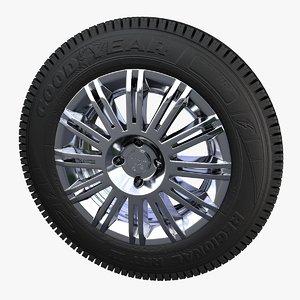 wheel rim obj free