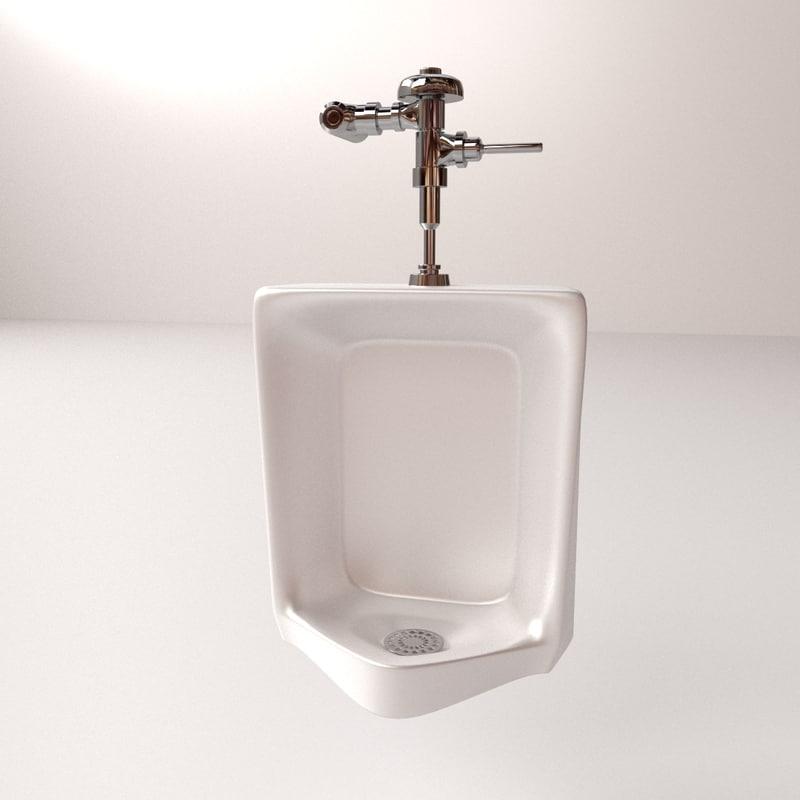 3d 3ds urinal