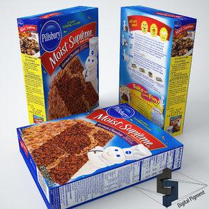 max german chocolate cake mix