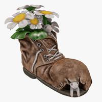 Vase Shoe