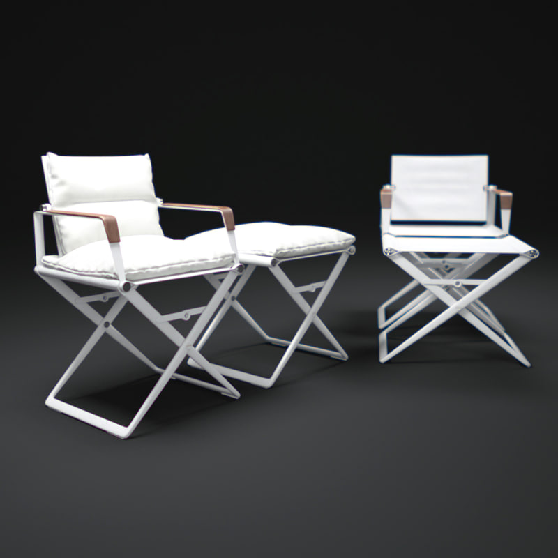 3d armchair-and-lounge-chair