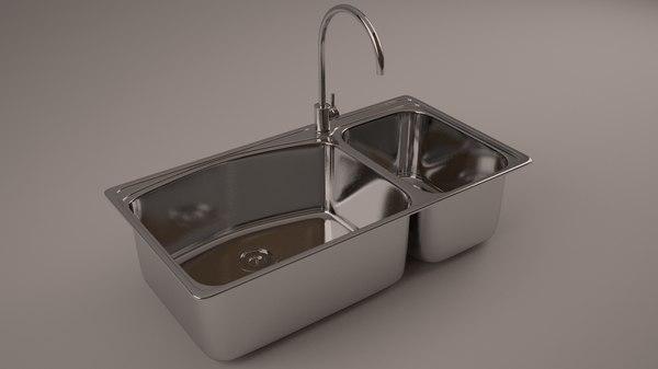 3ds kitchen sink