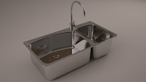 3ds kitchen sink