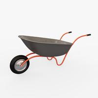 3d wheelbarrow arnold