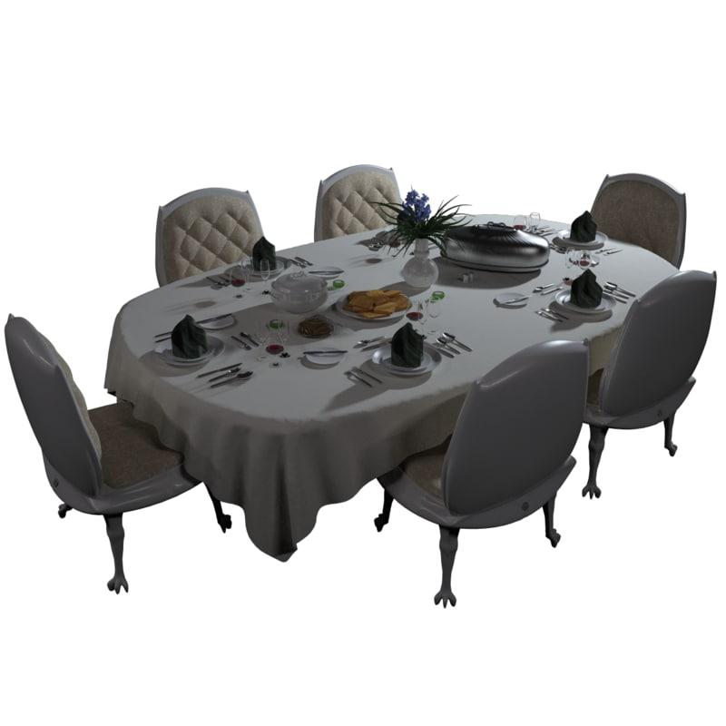 max table neoclassic furniture