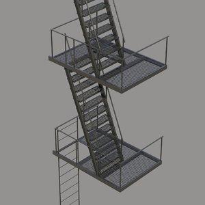max escape stair