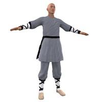 shaolin monk max
