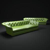 bohemian-sofa 3d max