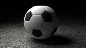 blend soccer ball soccerball