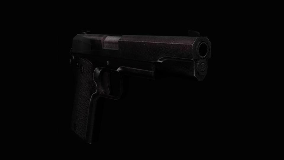 maya m1911 pistol