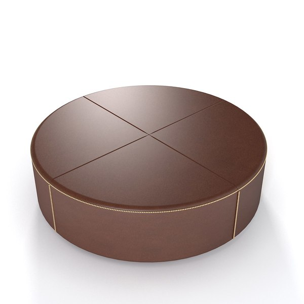 3ds max casamilano tabouret pouf