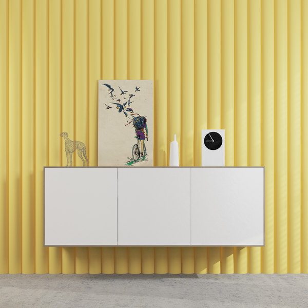 3d highly-detailed photorealistic ikea model